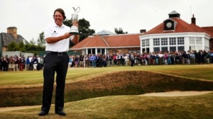 Mickelson will be the fan's favourite this week as he attempts complete the career grand slam